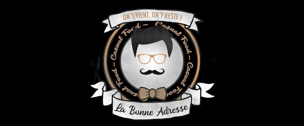 Logo La Bonne Adresse