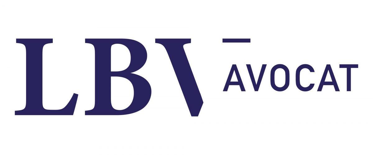 Logo LBV Avocat pour site internet